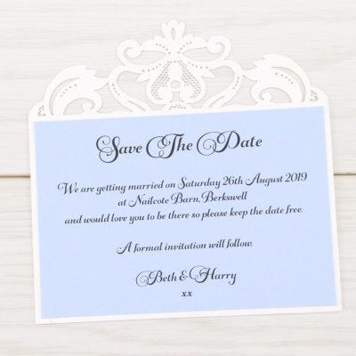 Farrah Save the Date