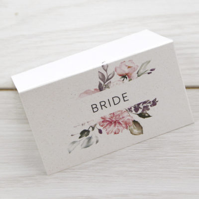 Bryony Pinks Place Card
